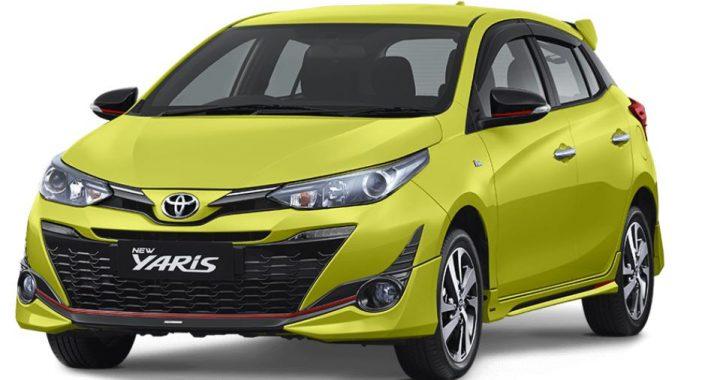 Perbedaan Antara Toyota Yaris Tipe E, G, dan TRD Sportivo