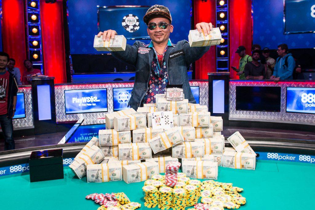 online judi poker