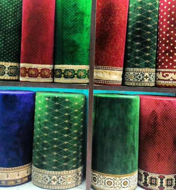 Jual Karpet Masjid Bandung Beragam Jenis