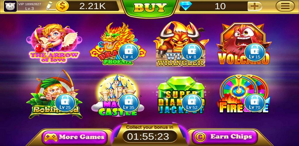 Jenis Pilihan Casino Slot Game