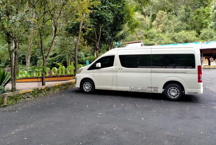 Beberapa fasilitas dari Travel Jogja Malang