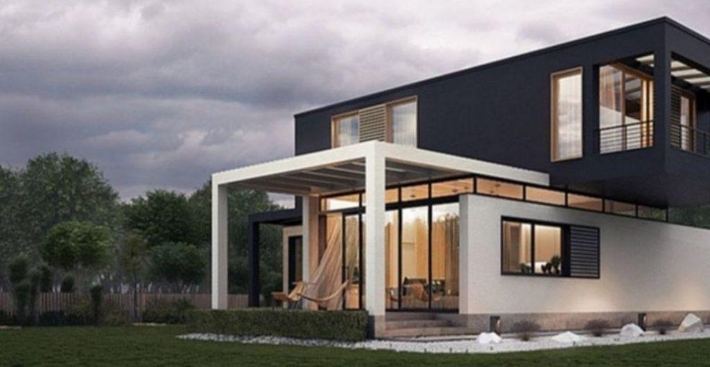 Cara Mencari Referensi Rumah Minimalis 2 Lantai Terbaru Dengan Media Sosial