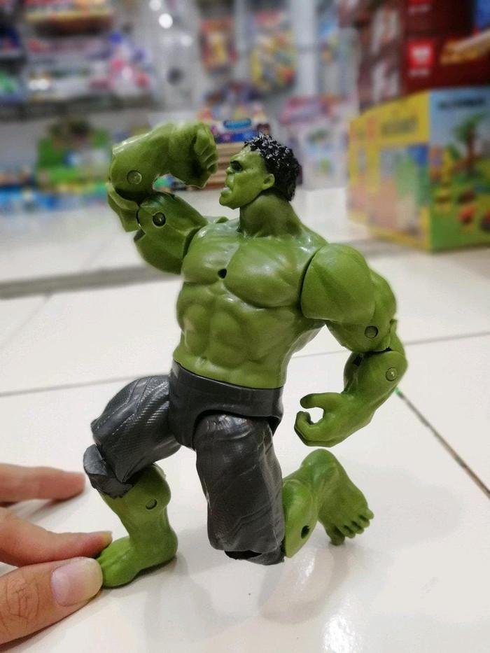 Mainan Hulk Android Online