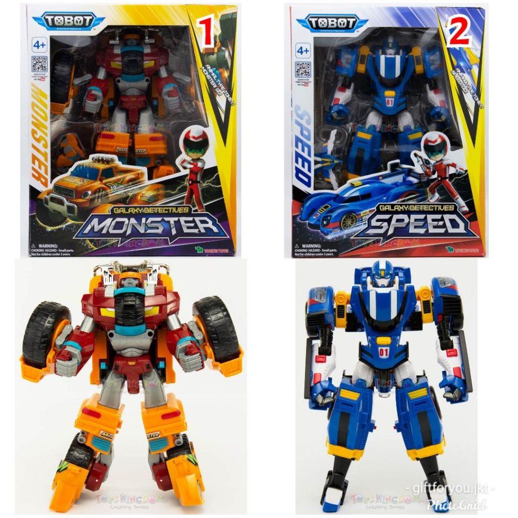 Membelikan Mainan Tobot