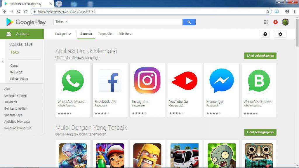 Cara Mendownload Krolik PC Game Di Google Play Dengan Mudah